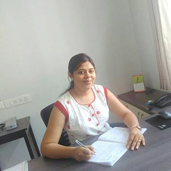 Dr. Helina Solanki